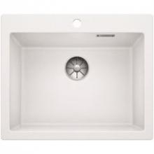 Мойка кухонная Blanco PLEON 6 Silgranit PuraDur (белый), 521683