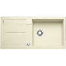 Мойка кухонная Blanco Metra XL 6S Compact Silgranit PuraDur (жасмин), 515281