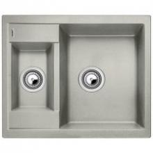 Мойка кухонная Blanco Metra 6 Silgranit PuraDur (жемчужный), 520574