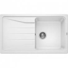 Мойка кухонная Blanco Sona 5 S SILGRANIT PuraDur (белый), 519674