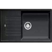 Мойка кухонная Blanco ZIA XL 6S Compact SILGRANIT PuraDur (антрацит), 523273