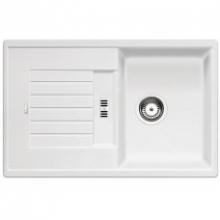 Мойка кухонная Blanco ZIA 45S SILGRANIT PuraDur (белый), 514726