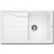 Мойка кухонная Blanco SONA 45S SILGRANIT PuraDur (белый), 519665