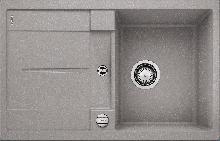 Мойка кухонная Blanco METRA 45 S SILGRANIT PuraDur (алюметаллик), 513027