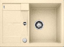 Мойка кухонная Blanco  METRA 45S Compact SILGRANIT PuraDur (шампань), 519578