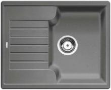 Мойка кухонная Blanco ZIA 40S SILGRANIT PuraDur (алюметаллик), 516919