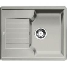 Мойка кухонная Blanco ZIA 40S SILGRANIT PuraDur (жемчужный), 520624