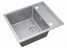 Кухонная мойка Zorg Steel Hammer SH R 6050