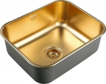 Кухонная мойка Zorg Inox PVD SZR 5343 BRONZE