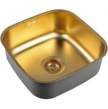 Кухонная мойка Zorg Inox PVD SZR 4040 BRONZE