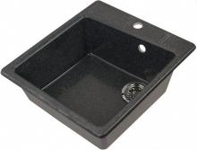 Кухонная мойка Акватон Парма черная 1A713032PM100