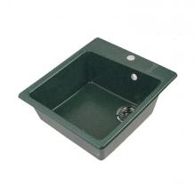 Кухонная мойка Акватон Парма зеленая 1A713032PM120