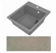 Кухонная мойка Акватон Парма серый шелк 1A713032PM250