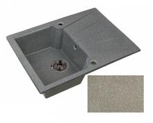 Кухонная мойка Акватон Монца серый шелк 1A716032MC250