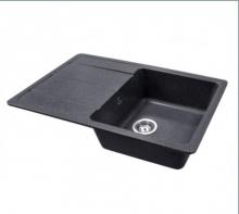 Кухонная мойка Акватон Аманда графит 1A712832AD210