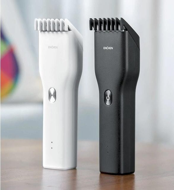 Триммер для волос Xiaomi Enchen Boost Hair Trimmer (black)