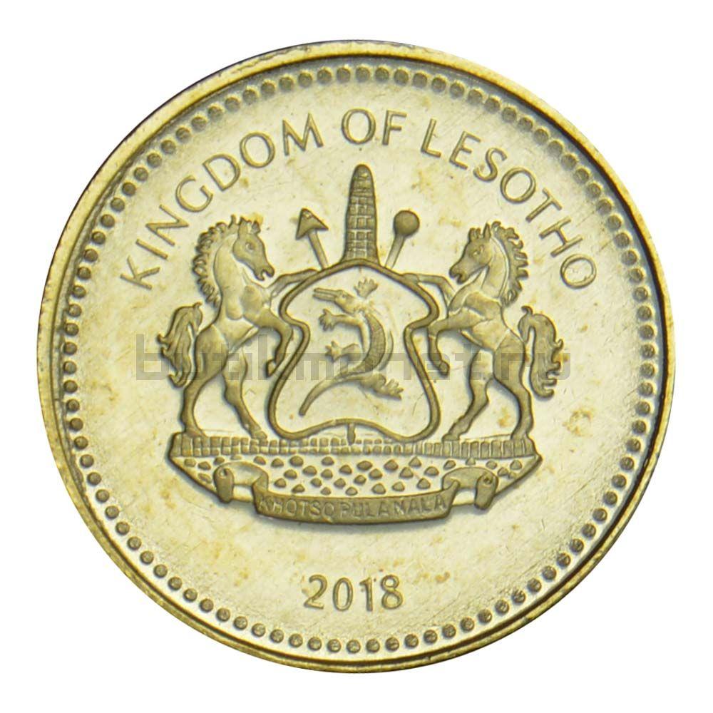 10 лисенте 2018 Лесото