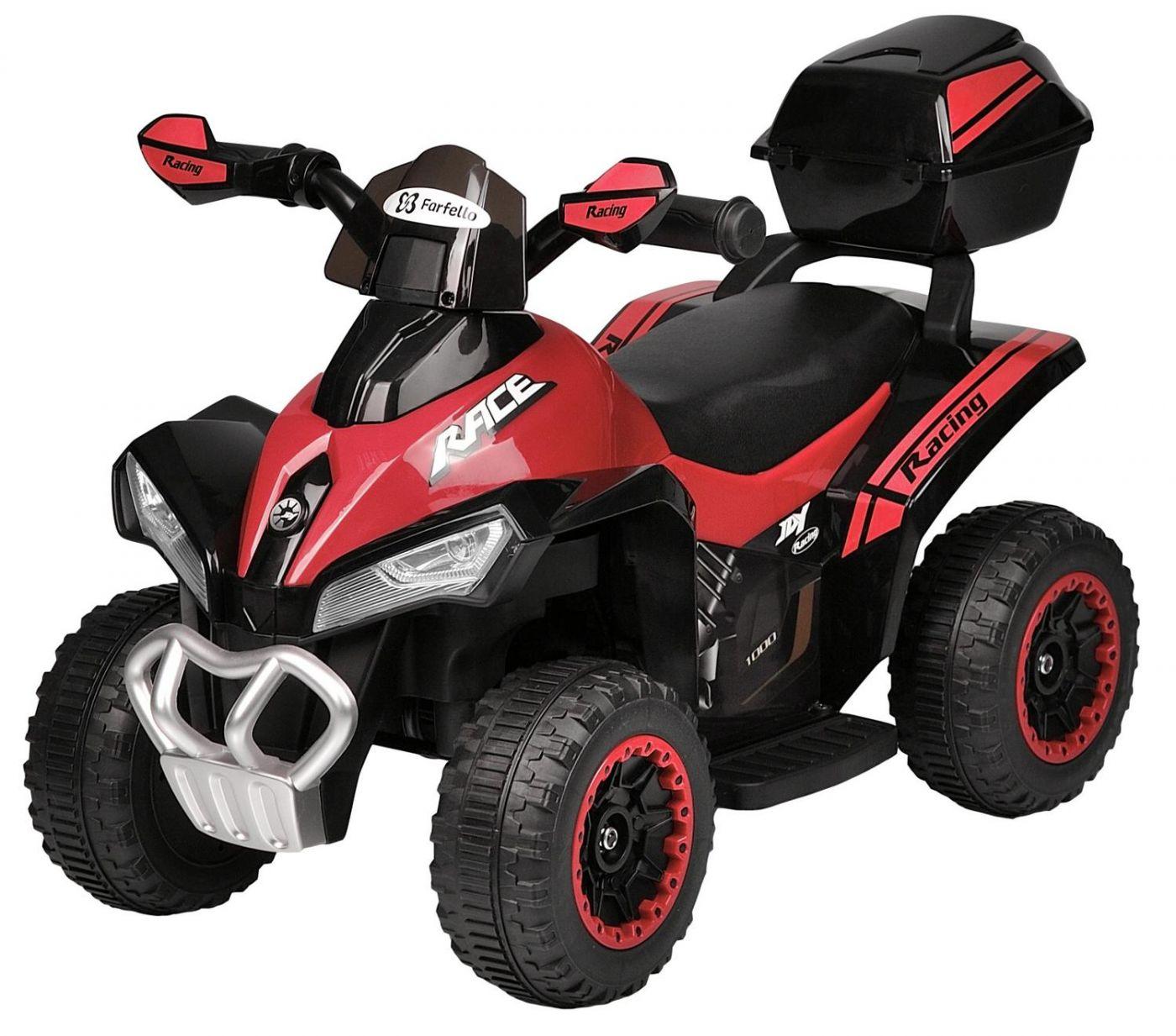 Детский электромобиль (2020) S603, Красный / Red