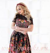 платье русское народное
