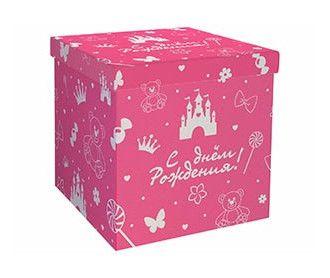 Коробки для шаров Принцесса