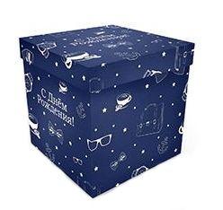 Коробка для шаров мужская