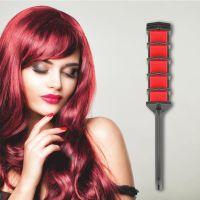 Волшебная расческа для временной тонировки волос, Красный