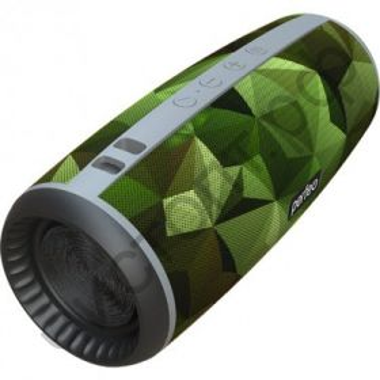 """Колонка универс.с радио Perfeo """"CAMU"""" FM, microSD, USB, AUX, мощность 12Вт, 2600mAh, камуфляж"""