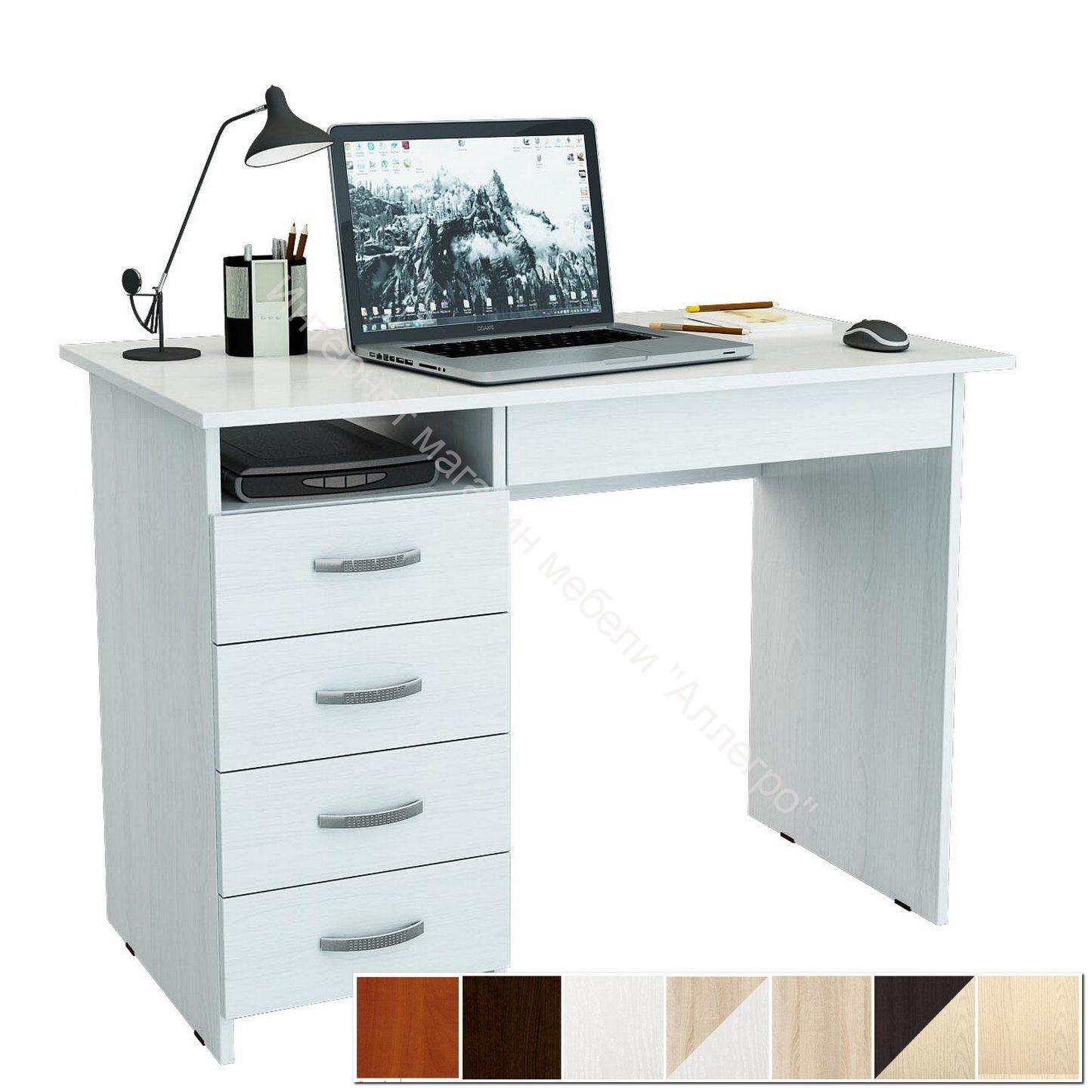 Стол компьютерный Милан-1 (0120)