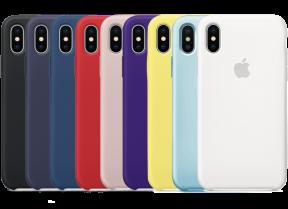 Silicone Case для iPhone X