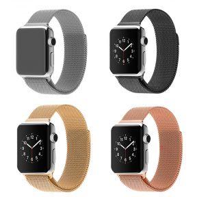 Ремешок Milanese Loop для Apple Watch 38мм