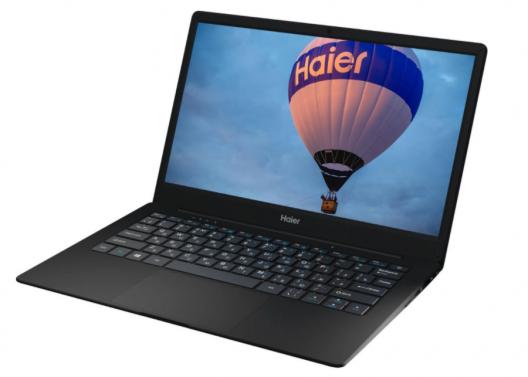 "13.3"" Ноутбук Haier A914 (TD0030550RU), черный"