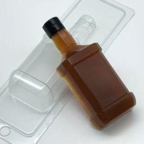 Форма для мыла и шоколада Бутылка виски