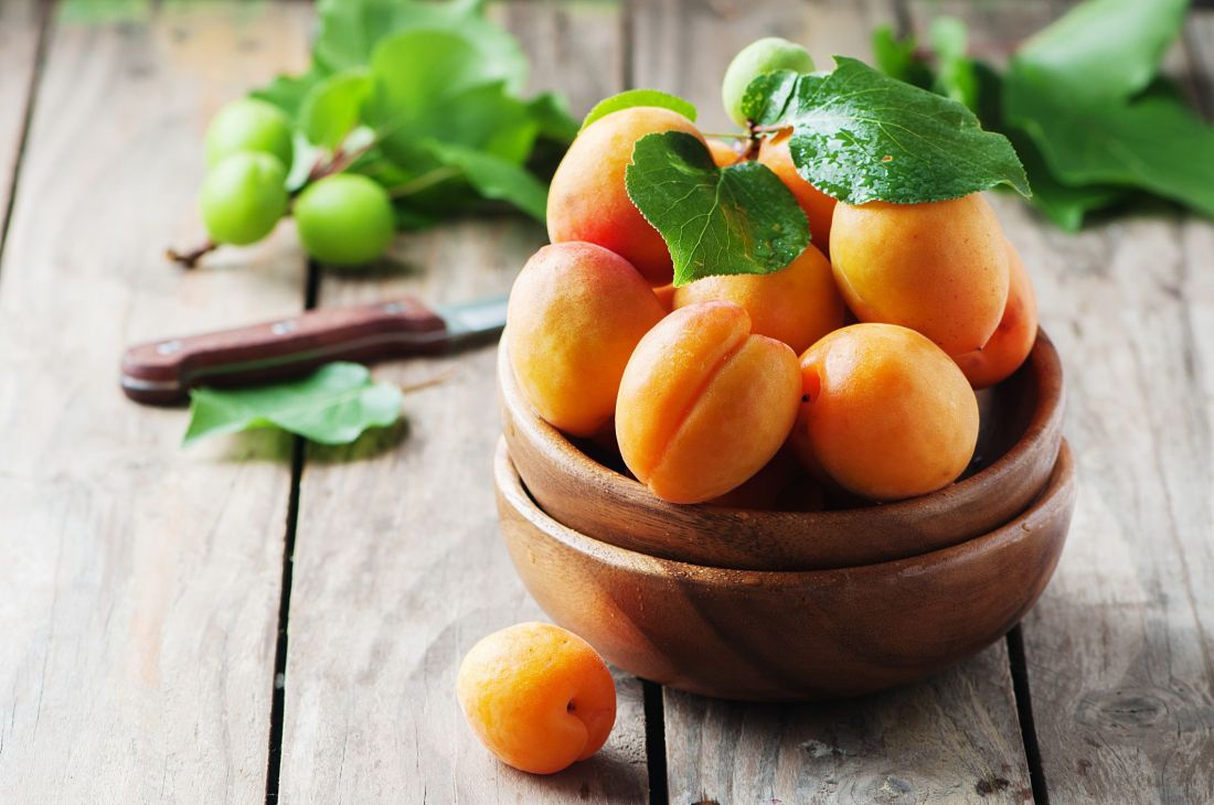 абрикос Чашечка