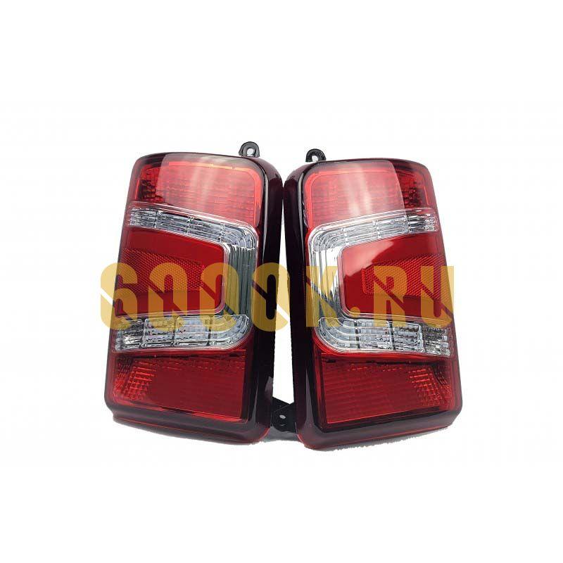 Светодиодные задние фонари на Ниву (комплект)