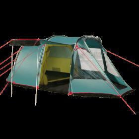 Палатка BTrace Family 5 зеленый