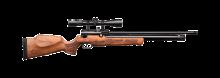 Винтовка пневматическая PCP KRAL Puncher MAXI 3 - Крал Панчер Макси 3 калибр 4.5 мм, ореховое ложе