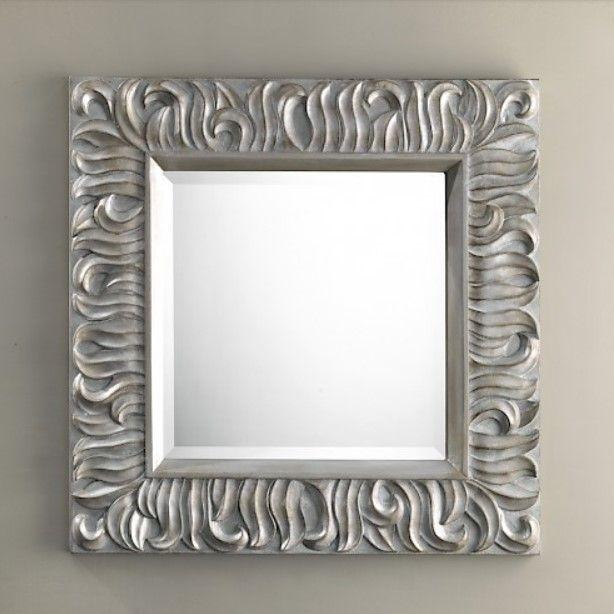 Зеркало в ванную Devon&Devon Flames 73х73 ФОТО