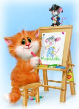 Postcard Painter