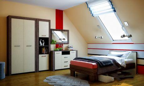 Детская спальня Фанки Тайм композиция 5