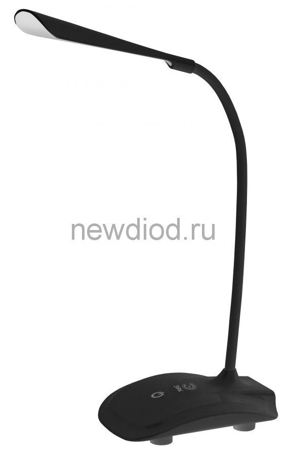 ЭРА наст.светильник NLED-428-3W-BK черный