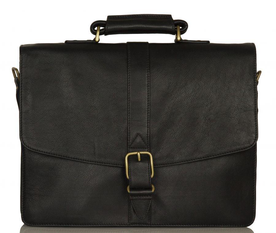 Портфель HIDESIGN Maxim-04 (Pacific) black
