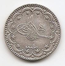 5 курушей Османская империя 1327 (1909)