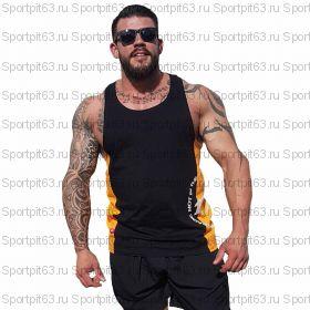 "Спортивная мужская майка Brachial Tank-Top ""Squat"""
