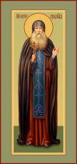 Икона преподобный  Максим Грек (мерная)
