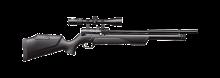 Винтовка пневматическая PCP KRAL Puncher MAXI 3 SILENT - Крал Панчер Макси 3 САЙЛЕНТ калибр 4.5 мм, пластиковое ложе + РАЗГОН