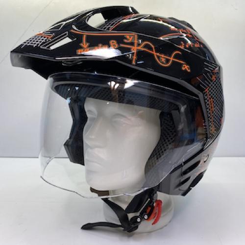 Шлем открытый COBRA JK521