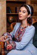 платье русское