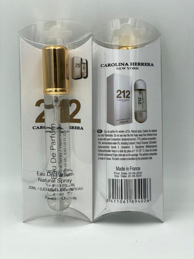 Carolina Herrera 212 20 мл