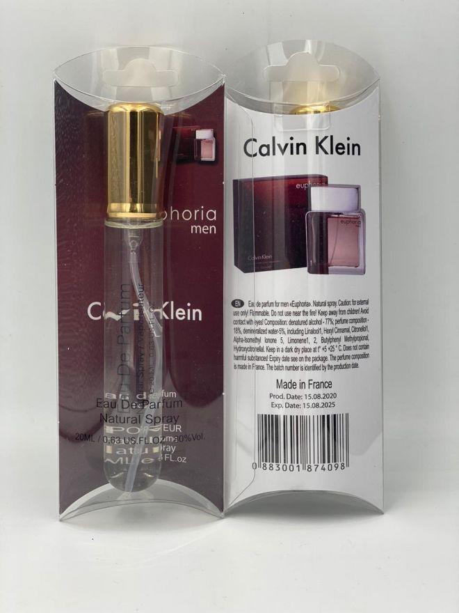 Calvin Klein Euphoria Men 20 мл