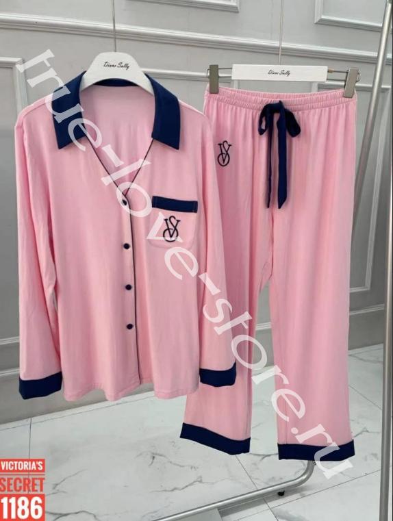 1186 -1- 1 шт пижамка двойка Victoria's Secret